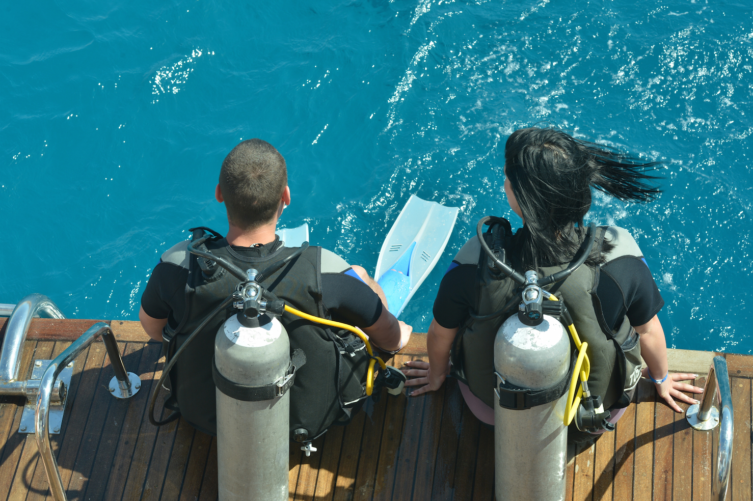 Join Our Daily Diving Trips